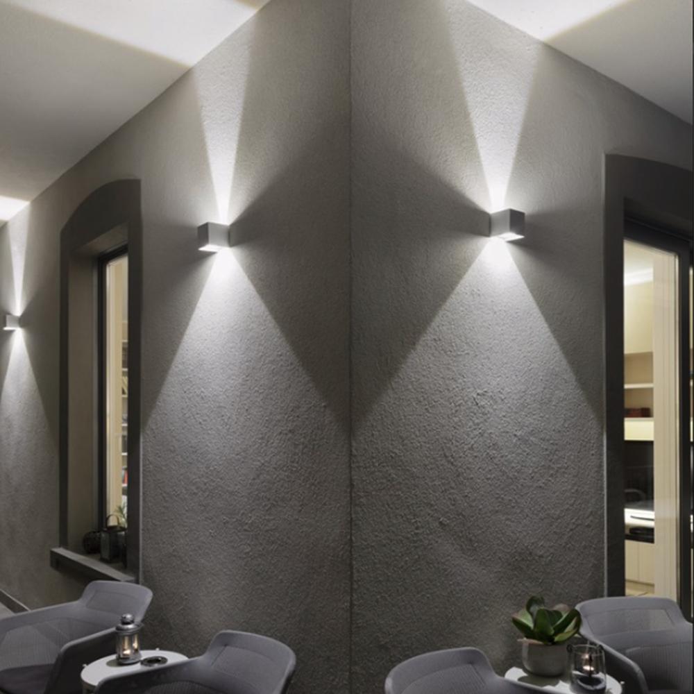 illuminazione tecnica esterno ambiente