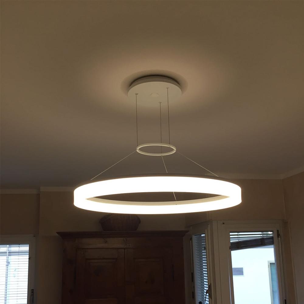 illuminazione tecnica led casa home ambiente