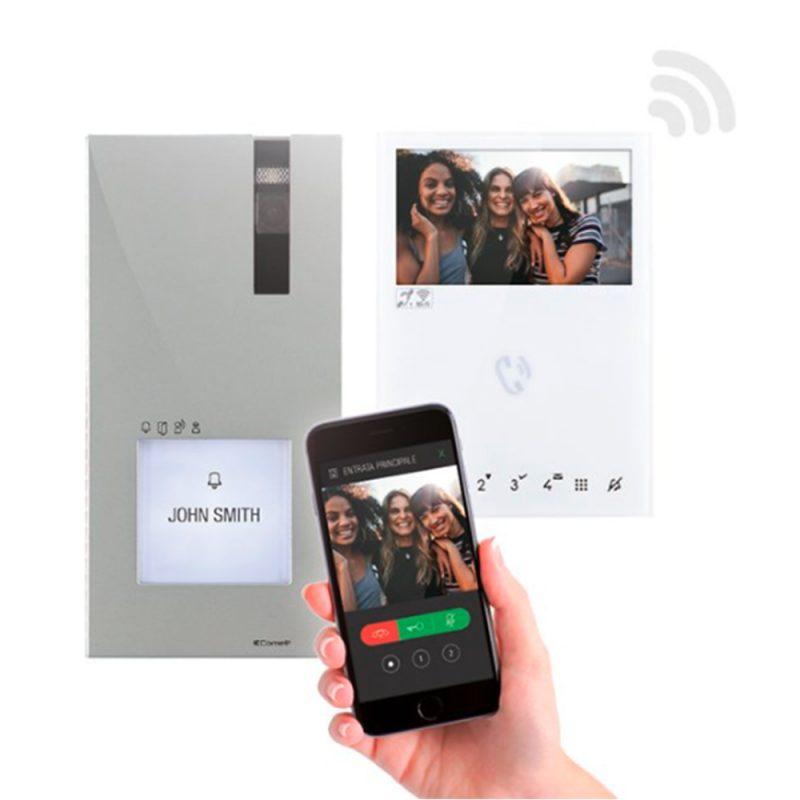telefonia citofonia videocitofonia smart citofono videocitofono