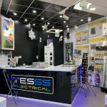 Rivoli banco yesss electrical led